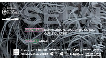 SEEN. Audio performance și visual mapping la Galeria Leilei din București