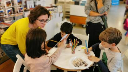 Andreea Iatagan: Nu poți să scrii pentru copii, dacă nu îi iubești cu toată inima. Nu poți scrie pentru ei dacă nu îi respecți cu adevărat