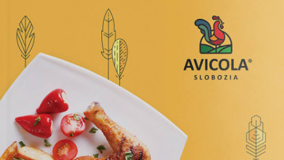Avicola Slobozia - Identitate vizuala