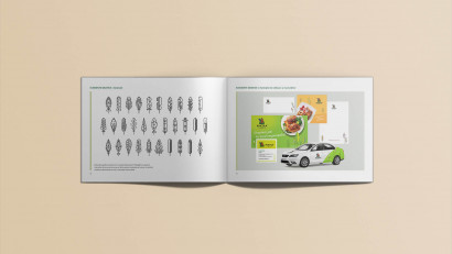 Avicola Slobozia - Brand book