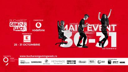 Începe Bucharest Gaming Week 2021,cel mai mare eveniment din România al jocurilor video
