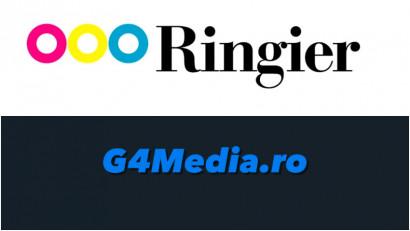 G4Media.ro semnează cu Ringier România pentru vânzările exclusive de publicitate premium ale site-ului
