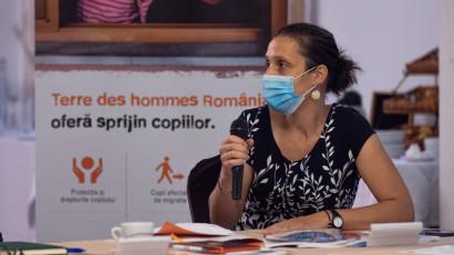 """Cristina Vlădescu: Aflăm adesea din media despre cazuri grave de încălcare a drepturilor copiilor, însă multe dintre ele sunt """"tăcute"""", ceea ce nu înseamnă că sunt mai puțin grave"""