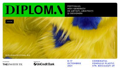 O experiență culturală completă pentru publicul larg: începe DIPLOMA 2021. 10 zile de expoziție de artă contemporană în București