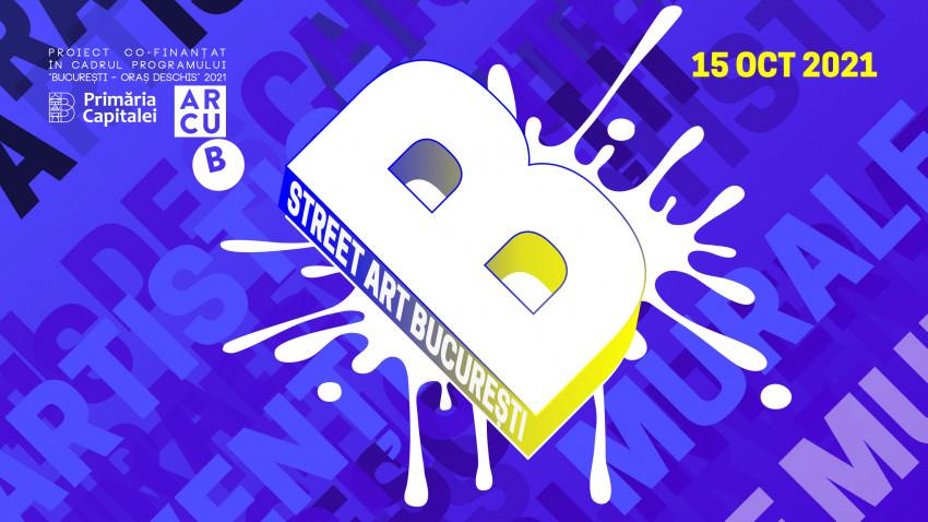 Vizitează expoziția Street Art București și află povestea intervențiilor create în cadrul proiectului