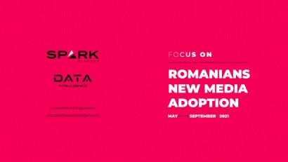 Studiu Spark Foundry: Facebook rămâne platforma preferată a românilor