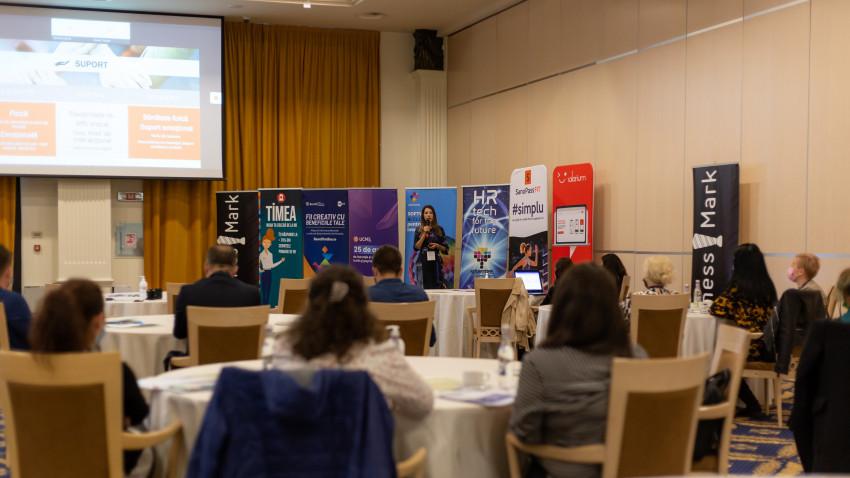 CLUJ- NAPOCA HR VIBES 2021: A sosit momentul companiile să implementeze o insfrastructură de schimbare și procese care să susțină schimbarea