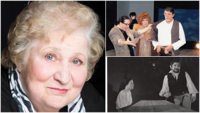 [În numele scenei] Dorina Lazăr: Toată viața mi s-a reproșat de către familie că am iubit mai mult teatrul decât familia