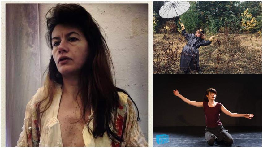 Andreea David: Transa techno și cultura rave devin experimente ale dansului contemporan