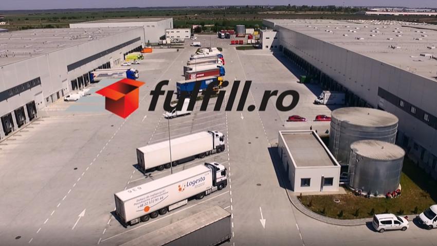 Fulfill.ro: Procesul logistic, o grijă în minus pentru clienții noștri, chiar și în cea mai aglomerată perioadă a anului