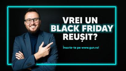 Gun Media: De Black Friday susținem antreprenoriatul cu o super campanie gratuită de content marketing