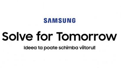Au fost selectate cele 25 de proiecte care intră în a doua etapă a competiției Solve for Tomorrow by Samsung