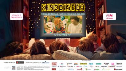 Cele mai bune filme de la edițiile XII și XII ale Festivalului Internațional de film pentru publicul tânăr- KINOdiseea, online, între 20 – 31 octombrie