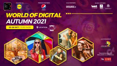 World of Digital Autumn 2021
