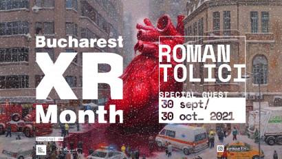 One Night Gallery și Leo Burnett lansează XR Month,festivalul prin care redescoperi Bucureștiul în realitatea augmentată