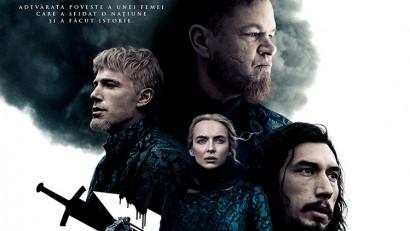 """""""The Last Duel / Ultimul duel"""", o poveste tulburătoare și adevarată despre trădare și răzbunare în Franța medievală"""