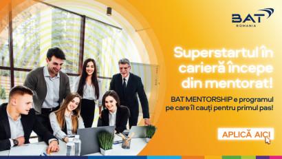 British American Tobacco relansează un program gratuit de mentorat special pentru studenți