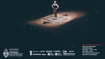 SEEN.Aerobic-performance la Galeria Leilei din București