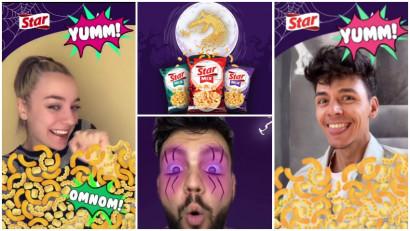 [Snacking Zone] Marea deghizare Star Mix de Halloween: Ambalaje tematice, efecte spooky pe Tik Tok și influenceri neînfricați