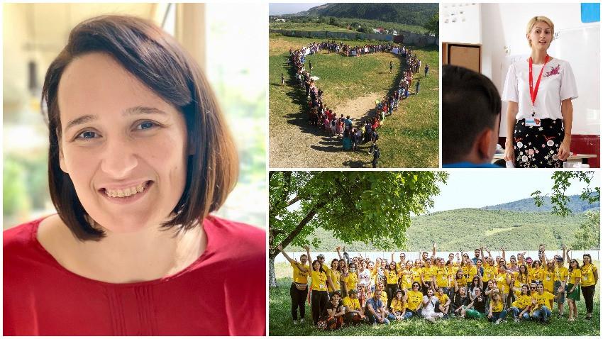 [Fapte pentru un viitor mai bun] Mara Niculescu: Ce am învățat? Că omul de la catedră este esențial pentru calitatea școlii de care are parte un elev