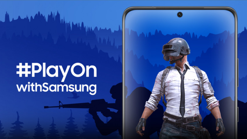 Samsung anunță deschise înscrierile pentru prima sa competiție de PUBG mobile