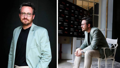 Emanuel Pârvu: Ce am pus acolo pe ecran nu mă aștept să schimbe lumea, dar mă aștept să-i schimbe pe ei într-un fel